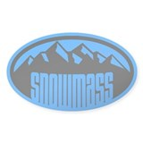 Snowmass Colorado Decal