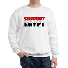 Support Egypt Sweatshirt