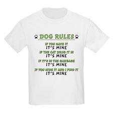 Dog Rules T-Shirt