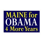 Maine for Obama 22x14 Wall Peel Decal Decor