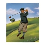 Golf Fleece Blankets