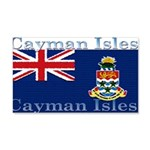 Cayman Islands 22x14 Wall Peel