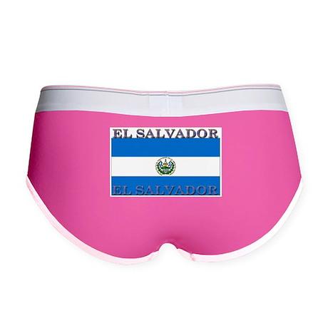 El Salvador Women's Boy Brief