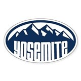 Yosemite N.P. Decal