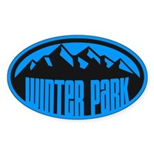 Winter Park Decal