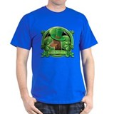 Happy St. Patrick's Day Doberman T-Shirt