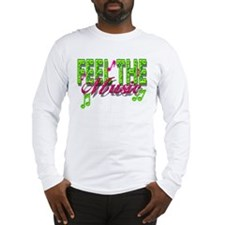 Feel the Music Long Sleeve T-Shirt