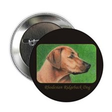 "Rhodesian Ridgeback Dog 2.25"" Button"