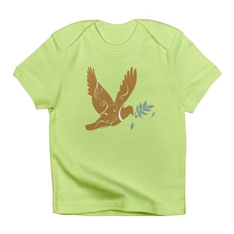 Golden Peace Infant T-Shirt