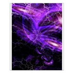 Groovy Fractal Small Poster