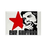 Che Guevara Rectangle Magnet