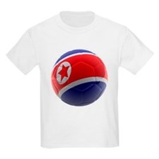 Korea World Cup Ball T-Shirt