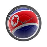 Korea World Cup Ball Wall Clock