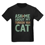 Turkish Van Cat T