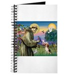 Saint Francis / Beagle Journal
