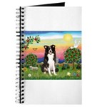 Bright Country/Border Collie Journal