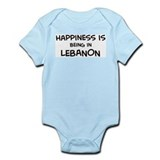 Happiness is Lebanon Infant Creeper