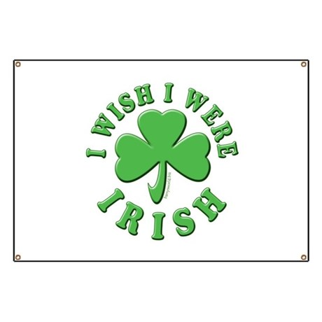 Irish Wish Banner