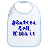 Skaters Roll With It Bib
