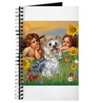 Angels with Yorkie Journal
