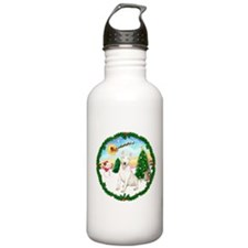 Take Off1/Bull Terrier Water Bottle