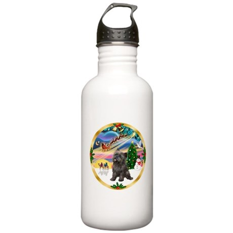 XmasMagic/Cairn Ter #21 Stainless Water Bottle 1.0