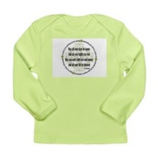 Irish Blessing Long Sleeve Infant T-Shirt