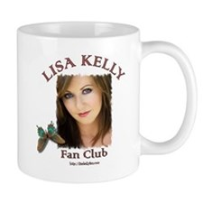 Lisa Kelly Fan Club Mug