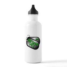 1965 Vietnam Vet Water Bottle