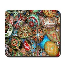 Pysanky Group 2 Mousepad