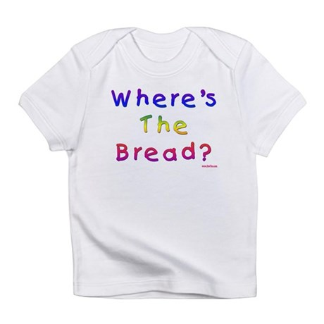 Missing Bread Passover Infant T-Shirt