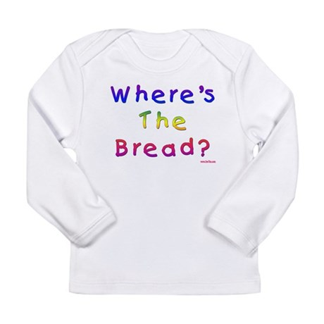 Missing Bread Passover Long Sleeve Infant T-Shirt