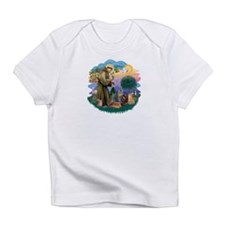 St Francis / 4 Cats Infant T-Shirt