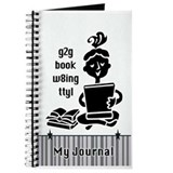Book w8ing g2g Journal