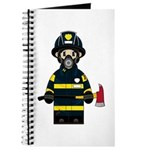 Firefighter in Respirator Journal