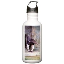 Giant Anteater Front Water Bottle