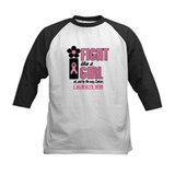 Fight Like A Girl 1.2 Breast Cancer Tee