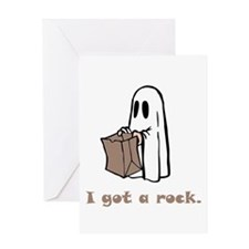 I Got A Rock! Greeting Card