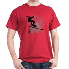Skateboard Rail T-Shirt