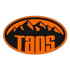 Taos NM Decal