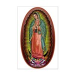 6 Lady of Guadalupe Mini Poster Print