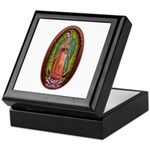 6 Lady of Guadalupe Keepsake Box