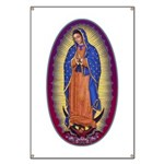 8 Lady of Guadalupe Banner