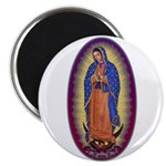 8 Lady of Guadalupe Magnet