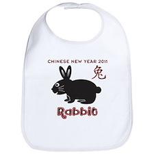 Year of Rabbit 2011 CNY Bib