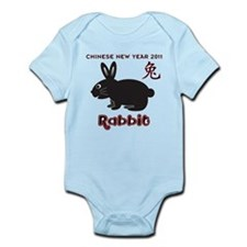 Year of Rabbit 2011 CNY Onesie