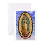 La Guadalupana Greeting Cards (Pk of 20)