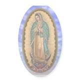 La Guadalupana Decal