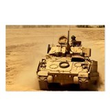 M2A2 Bradley Fighting Vehicle Postcards (Package o