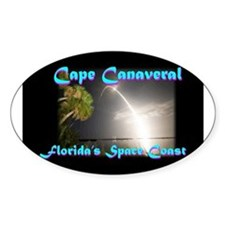 Florida's Space Coast Decal